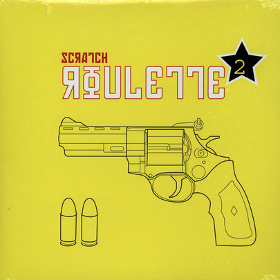 DJ JS-1 - Scratch Roulette Vol.2 [LP]