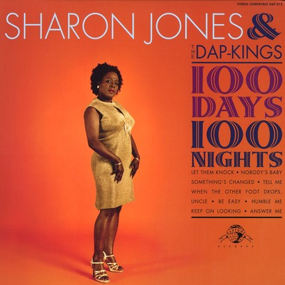 Sharon Jones And The Dap-Kings - 100 Days, 100 Nights [LP]