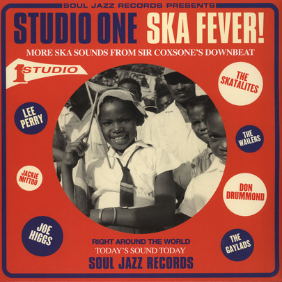 VA - Studio One Ska Fever! [2LP]