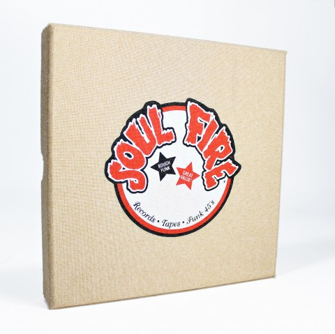 "VA - Soul Fire Box Set [8x7""]"