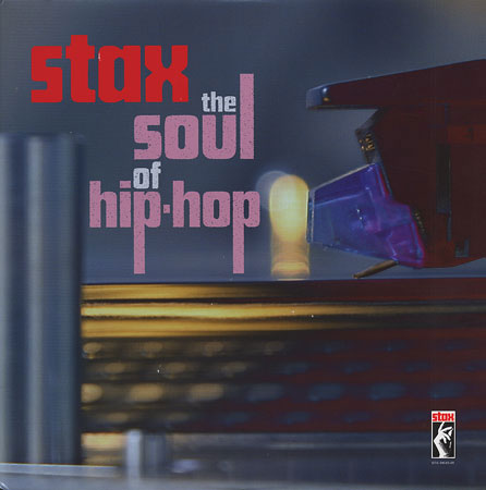 VA - Stax: The Soul Of Hip-Hop [LP]