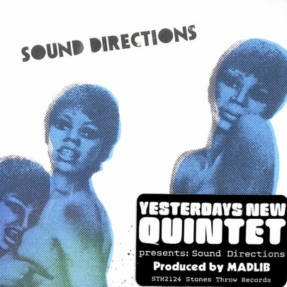 Sound Directions (Madlib) - The Funky Side Of Life [CD]