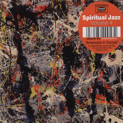 VA - Spiritual Jazz Vol.4 - Americans In Europe [2CD]