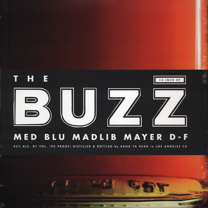 "MED - The Buzz EP [12""]"