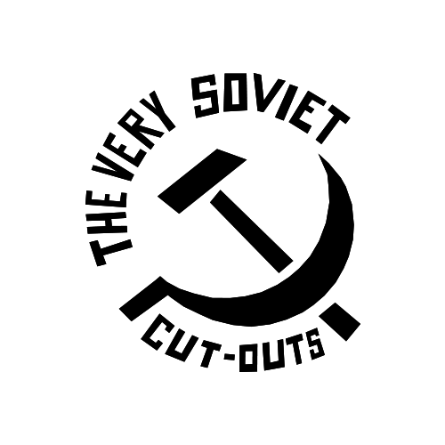 "VA - The Very Soviet Cut-Outs [12""]"