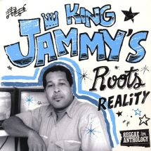 King Jammy - Roots Reality [LP]