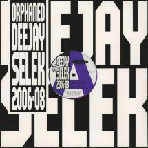 AFX - Orphaned Deejay Selek 2006-08 (LP+MP3) [LP]