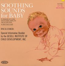 Raymond Scott - Soothing Sounds for Baby Volume 1, 2 & 3 [3LP]
