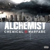 The Alchemist - Chemical Warfare [CD]