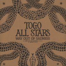 "Togo Allstars - Way Out Sadnes / Ekue [12""]"