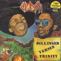 Dillinger vs Trinity - Clash [LP]