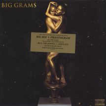 Big Grams (Big Boi of Outkast & Phantogram) - Big Grams (US) [LP]