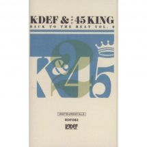 K-Def & The 45 King - Back To The Beat Vol. 2 [kaseta]
