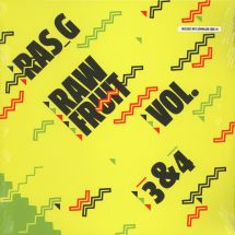 Ras G - Raw Fruit Vol. 3 & 4 [2LP]