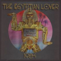 Egyptian Lover - 1984 [CD]