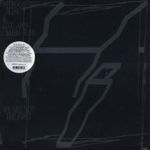 Hieroglyphic Being & J.I.T.U Ahn - Sahm-Buhl - We Are Not The First [2LP]