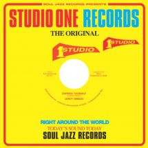 "Leroy Sibbles/ Norma Fraser - Express Yourself/ Respect [7""]"