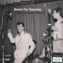 Boots For Dancing - The Undisco Kidds [2LP]