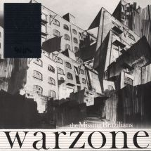 The Missing Brazilians - Warzone [LP]
