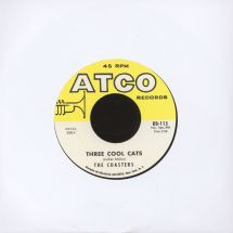 "The Coasters - Three Cool Cats/ Down In Mexico [7""]"