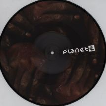 "Terrence Parker - Finally (picture disc) [10""]"