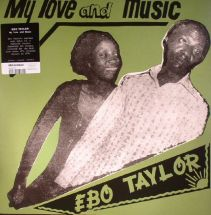 Ebo Taylor - My Love And Music [LP]