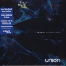"Union ft. Talib Kweli & Sly Johnson - Time Leak [10""]"