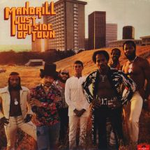 Mandrill - Just Outside of Town [LP]