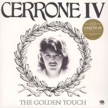 Cerrone - Cerrone IV - The Golden Touch (Golden Vinyl Edition) [LP+CD]