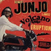 Henry Junjo Lawes - Volcano Eruption - Reggae Anthology [2LP]
