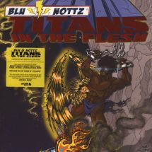 Blu & Nottz - Titans In The Flesh EP (Colored Vinyl Edition) [LP]