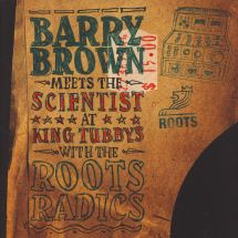 Barry Brown meets The Scientist - At King Tubby