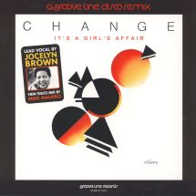 "Change - It's A Girl's Affair/ Searching (Mike Maurro Disco Remixes) [12""]"
