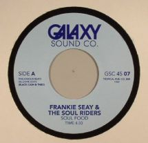 "Frankie Seay & The Soul Riders/ Lyn Christopher - Soul Food/ Take Me With You [7""]"