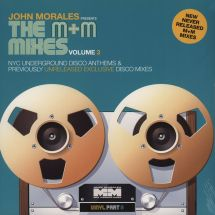 John Morales - The M&M Mixes Vol. 3 Part A [2LP]