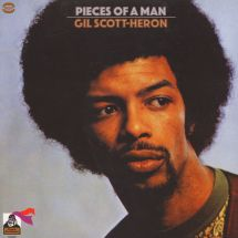 Gil Scott-Heron - Pieces Of A Man [LP]