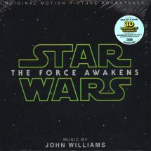 John Williams - Star Wars: The Force Awakens (incl. 3D Hologram) [2LP]