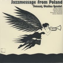 Tomasz Stańko Quintet - Jazzmessage From Poland [LP]