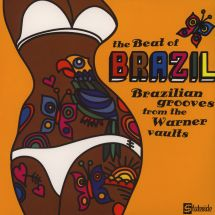 VA - The Beat Of Brazil: Brazilian Grooves From The Warner Vaults [2LP]