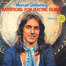 Manuel Gottsching - Inventions For Electric Guitar (180g/ Remastered) [LP]