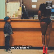 Kool Keith - Feature Magnetic [LP]