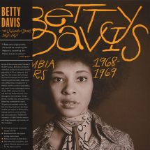 Betty Davis - The Columbia Years 1968-1969 [2LP]