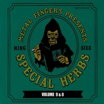 MF Doom - Special Herbs Volume 9 & 0 [CD]