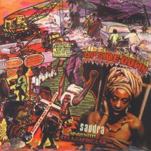 Fela Kuti & The Africa 70 - Upside Down [LP]