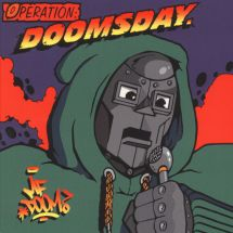 MF Doom - Operation: Doomsday [CD]