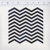 Angelo Badalamenti - Twin Peaks OST (Colored Vinyl Edition) [LP]