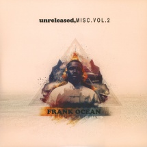 Frank Ocean - unreleased, MISC. Vol. 2 [2LP]