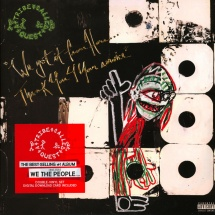 A Tribe Called Quest - We Got It From Here… Thank You For Your Service [2LP]