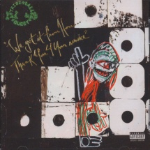 A Tribe Called Quest - We Got It From Here… Thank You For Your Service [CD]