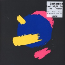 Letherette - Last Night On The Planet [LP]